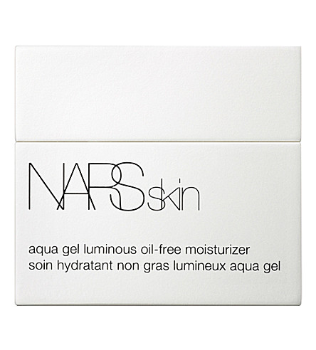 NARS Aqua Gel luminous oil-free moisturiser 50ml