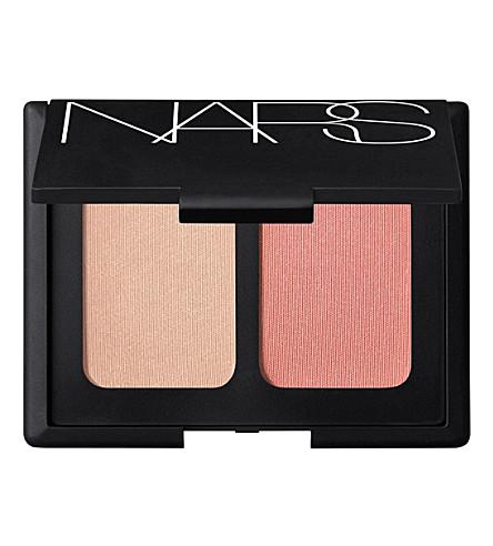 NARS Blush/Bronzer duo (Hot+sand/orgasm