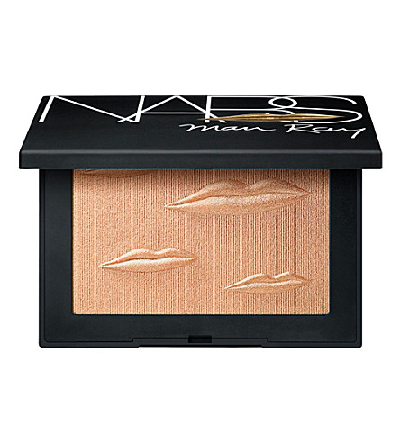 NARS Man Ray Overexposed Glow Highlighter (Double+take