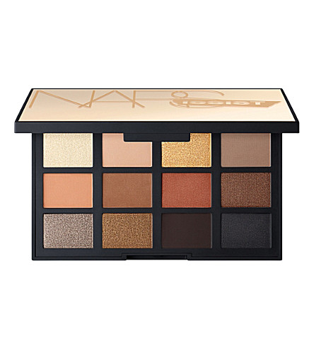 NARS NARSissist eyeshadow palette (Loaded