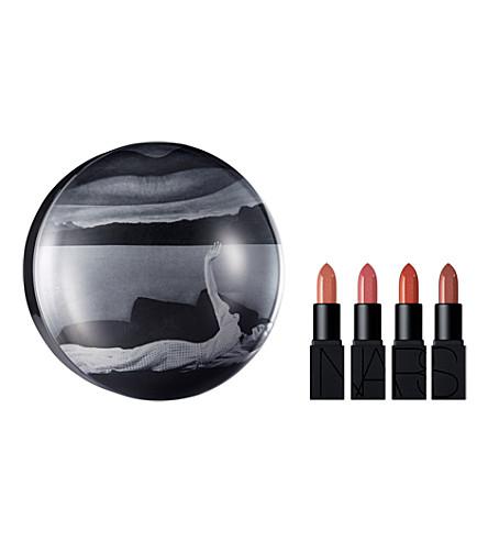 NARS Man Ray Noire Et Blanche Audacious Lipstick Coffret (Impassioned+and+anna