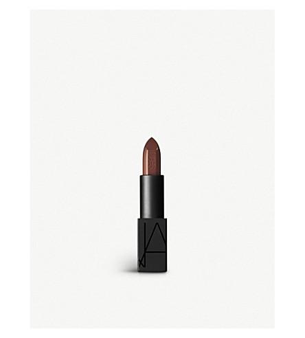 NARS Audacious lipstick (Deborah