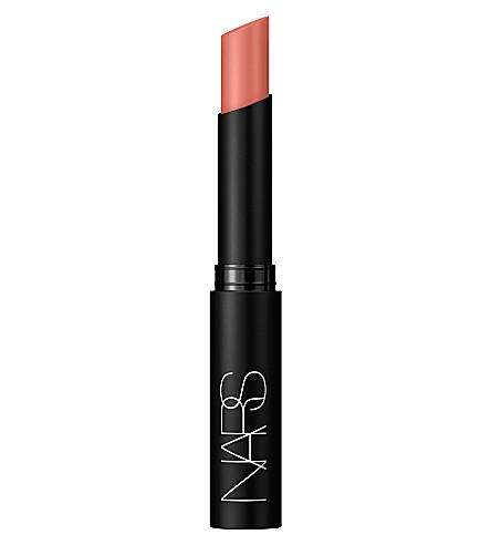 NARS Pure matte lipstick (Montego+bay