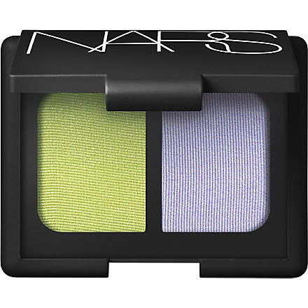 NARS Adult Swim Summer 2014 Colour Collection Duo eyeshadow (Lime/icy lavendar