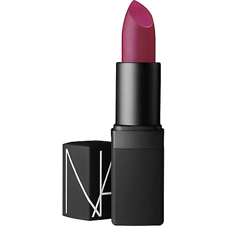 NARS Satin lipstick (Full+frontal