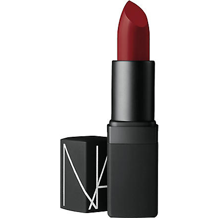 NARS Satin lipstick (Future+red