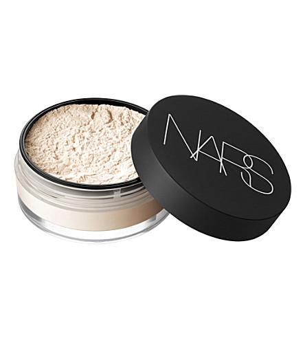 NARS Soft Velvet Loose Powder (Snow