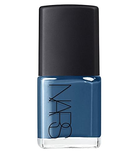 NARS Nail polish (Mots bleus