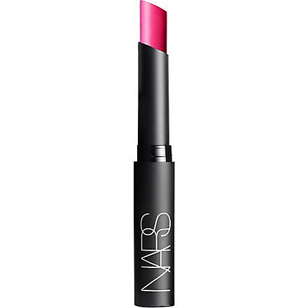 NARS Pure Matte lipstick (Catharge