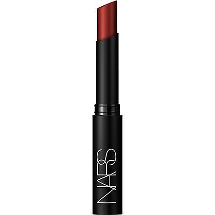 NARS Pure Matte lipstick (Mascate