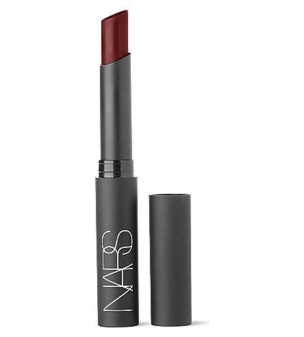 NARS Pure Matte lipstick (Terre de feu