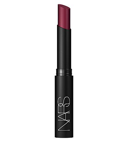 NARS Pure Matte lipstick (Valparaiso