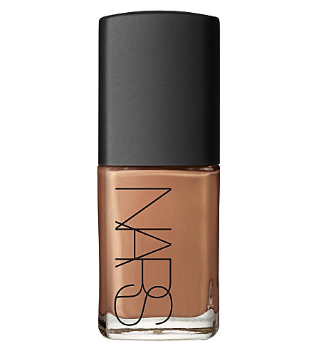 NARS Sheer Glow foundation (Trinidad