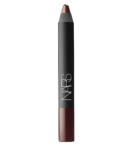 NARS Velvet Matte lip pencil (Train bleu