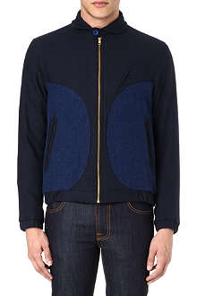 OLIVER SPENCER Fisher bomber jacket