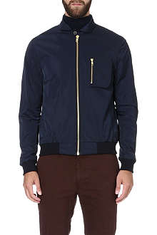 OLIVER SPENCER Multi-pocket bomber jacket