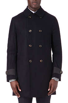 OLIVER SPENCER Lighthouse wool coat