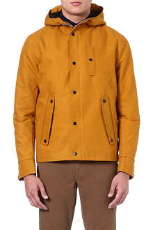 OLIVER SPENCER Hooded raincoat