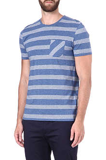OLIVER SPENCER Rapid striped t-shirt