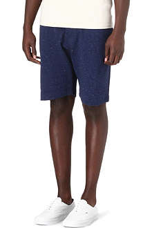 OLIVER SPENCER Cotton-piqué shorts