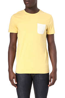 OLIVER SPENCER Space pocket t-shirt