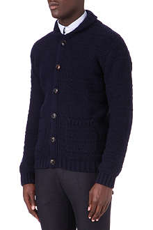 OLIVER SPENCER Newton knitted cardigan