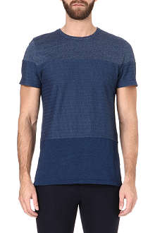 OLIVER SPENCER Cut n sew t-shirt