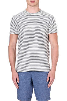 OLIVER SPENCER Striped t-shirt