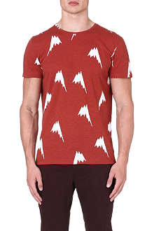 OLIVER SPENCER Mountain top t-shirt