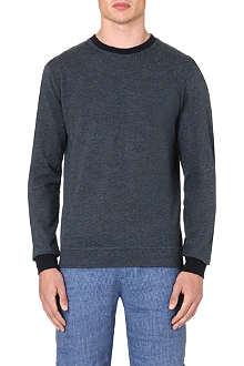 OLIVER SPENCER Arbury jersey sweatshirt