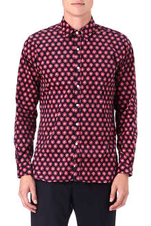OLIVER SPENCER New York corduroy shirt