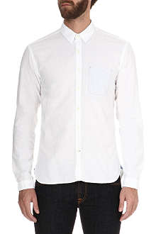 OLIVER SPENCER Inside pocket shirt