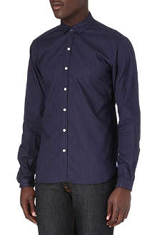 OLIVER SPENCER Clerkenwell single-cuff shirt