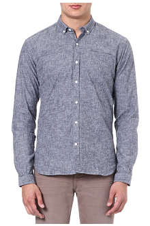 OLIVER SPENCER Secret pocket shirt