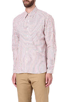OLIVER SPENCER Sail shirt