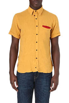 OLIVER SPENCER Jet short-sleeved shirt