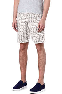 OLIVER SPENCER Pleat shorts