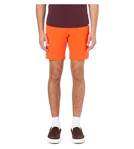ORLEBAR BROWN Dach resort shorts (Marshall