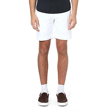 ORLEBAR BROWN Cotton Resort shorts (White