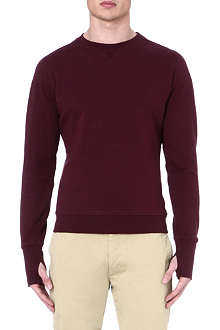 ORLEBAR BROWN Dudley cotton sweatshirt