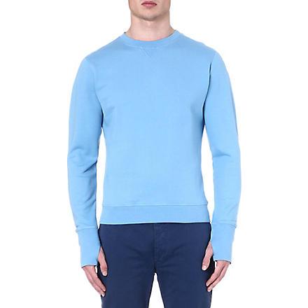 ORLEBAR BROWN Dudley cotton sweatshirt (Riviera