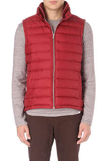 ORLEBAR BROWN Dwight down-filled gilet