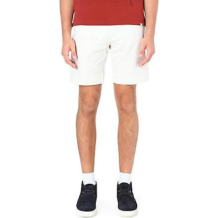 ORLEBAR BROWN Norwich cotton shorts (Chalk