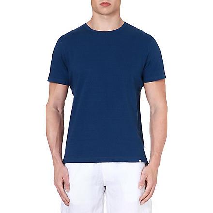 ORLEBAR BROWN Sammy crew-neck t-shirt (Blue
