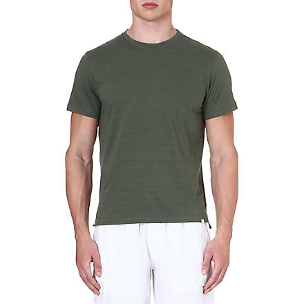 ORLEBAR BROWN Sammy crew-neck t-shirt (Olive