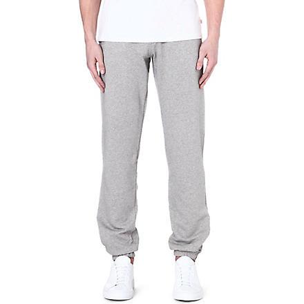 ORLEBAR BROWN Shep cotton jogging bottoms (Grey