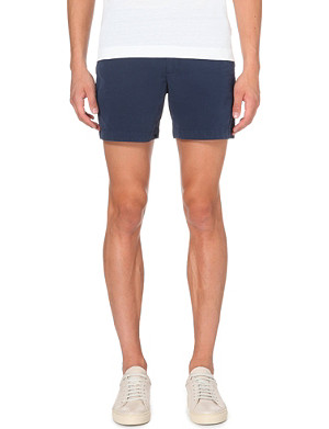 ORLEBAR BROWN Speagle cotton shorts