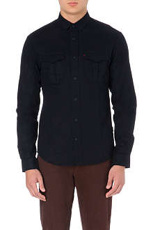ORLEBAR BROWN Whitby woven-cotton overshirt