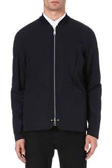 FOLK Rivet zip jacket