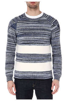 FOLK Stripe jumper